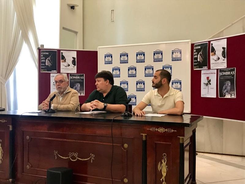 CreaTeatro clausura su curso académico con cuatro funciones en el López de Ayala