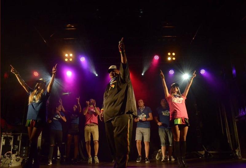 The Gafapasta y King África, reclamos del concierto de Cope en San Juan