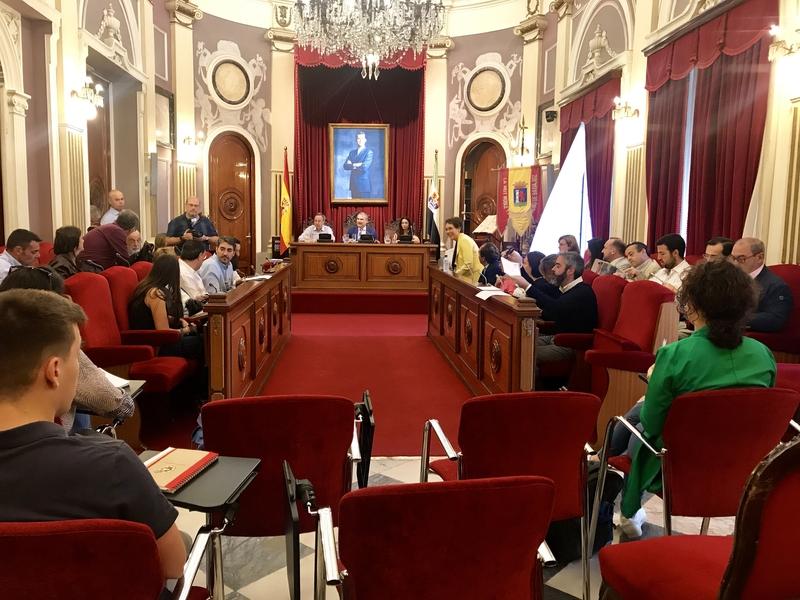 El Pleno aprueba la prorrogación del contrato con Tubasa hasta 2037