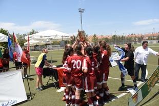 Llega la octava edición de la Women's Cup Ciudad de Badajoz en Fútbol 11