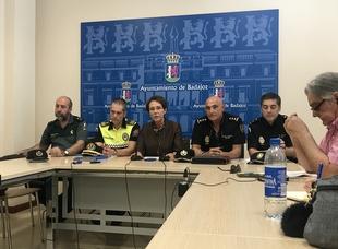 La seguridad de San Juan estará velada por más de mil servicios de Guardia Civil, Policía, bomberos y Cruz Roja