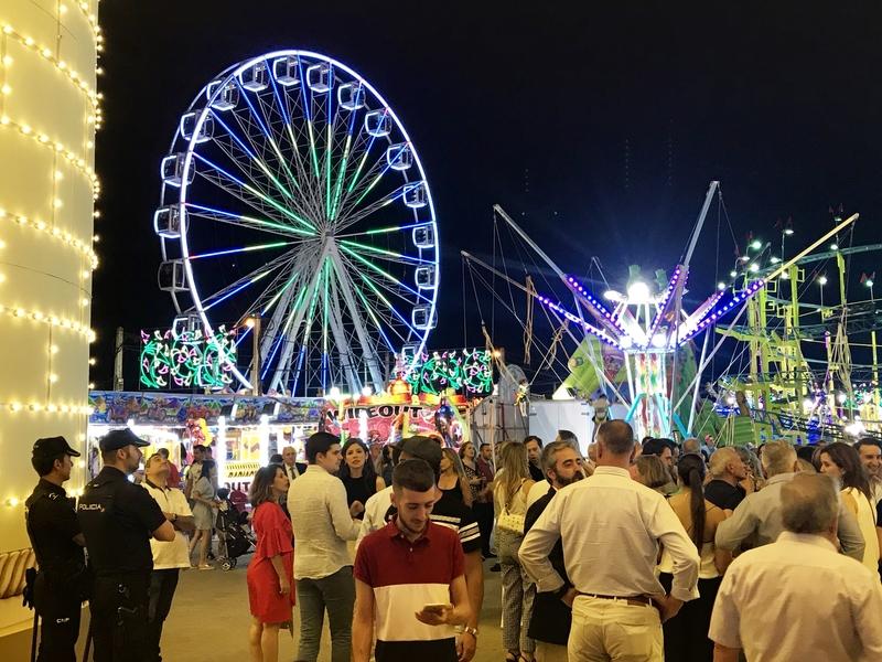 La Feria de San Juan alcanza su ecuador