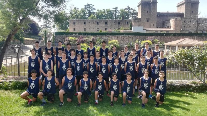 Finaliza con éxito el décimo Campus Baloncesto Ciudad de Badajoz