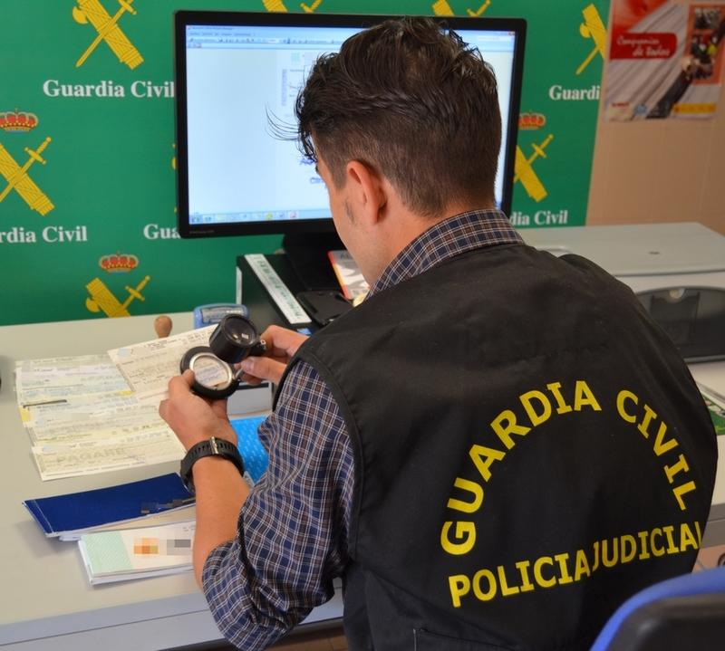 La Guardia Civil destapa las actividades delictivas de un grupo criminal asentado en Badajoz