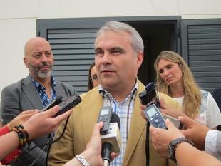 El alcalde de Badajoz avanza que podría haber Plan de Impulso 2018 de la ciudad en el próximo pleno municipal
