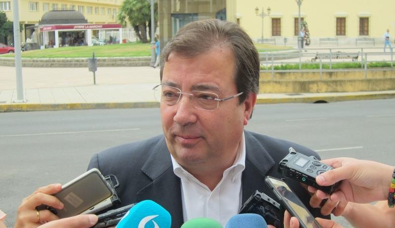 Vara afirma que la Ley de Grandes Instalaciones de Ocio se ''ha hecho para Extremadura''