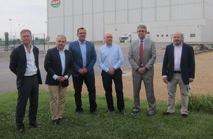 La multinacional Monliz España invertirá 20 millones en su nueva planta de Badajoz