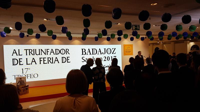 El Corte Inglés declara desierto Premio Taurino y reconocerá en su próxima gala a la Escuela de Tauromaquia de Badajoz