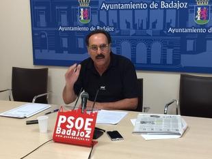 El PSOE de Badajoz reclama a Fragoso