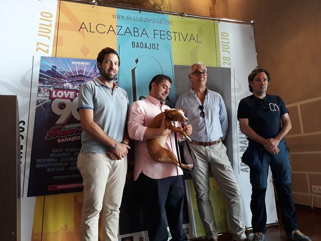 La comercialización de entradas para el ''Alcazaba Festival Badajoz'' supera todas las expectativas con el 90% de las localidades vendidas