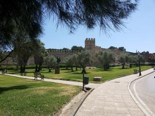 Una visita guiada nocturna recorrerá este jueves la Alcazaba de Badajoz