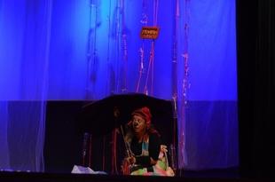 Espectáculo ''UTOPIO'' en el 74º Congreso Internacional de Jóvenes Esperantistas