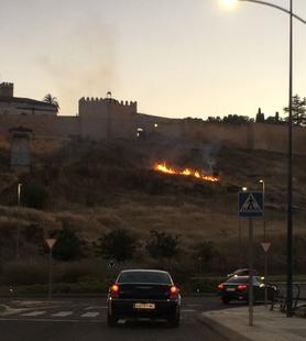 Para el PSOE el contrato de limpieza de las laderas de la Alcazaba está desvirtuado