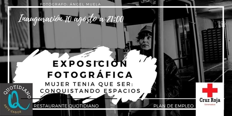 Una exposición en Badajoz mostrará fotografías de mujeres trabajando en diferentes puestos en empresas extremeñas