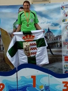 Elena Ayuso, campeona de España de Maratón en Aranjuez