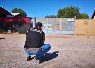 Detenido el presunto autor de una agresión con arma blanca tras una discusión de tráfico en Badajoz