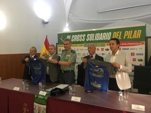 La inscripción para participar en el III Cross Solidario ''VIRGEN DEL PILAR'' costará 5 euros
