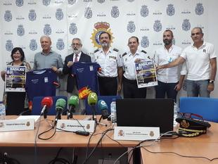 Policía Nacional organiza la III Carrera Solidaria Nocturna RUTA DEL 091