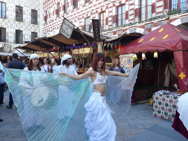 El nuevo título de Almossassa ha ayudado para que la fiesta ''se conozca más'' según el alcalde