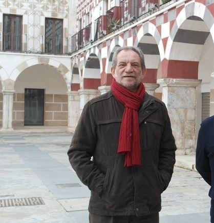 Soriano deja su cargo como presidente de la Asociación de Vecinos del Casco Antiguo