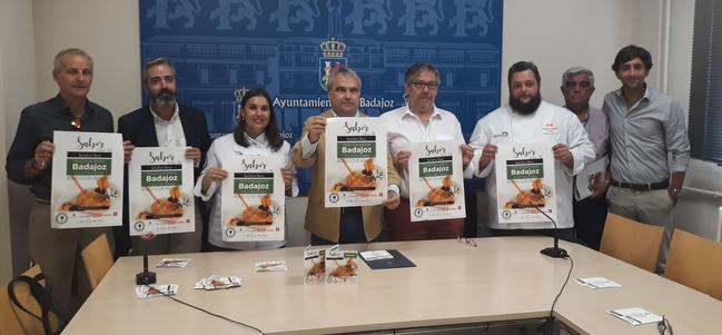 La II edición de Gastroferia Ibérica ofrecerá en Badajoz tapas a 3 € durante 3 días