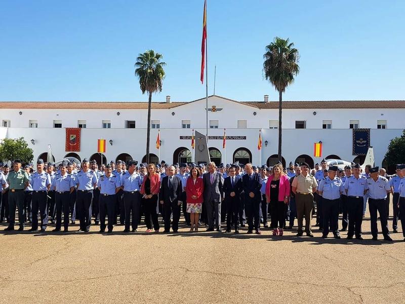 Apertura de la 106ª Fase de Caza y Ataque en la Base Aérea de Talavera la Real