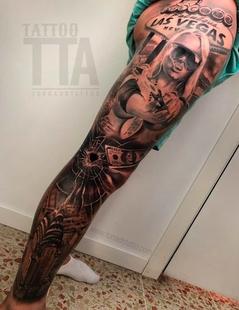 Ámbito Cultural ofrece una charla sobre los distintos tipos de tatuajes que se pueden realizar en el cuerpo