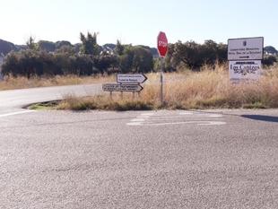 Ciudadanos denuncia la falta de mantenimiento de la carretera del cementerio nuevo