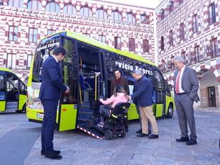El transbordo de autobuses en Badajoz será gratuito a partir del 5 de noviembre