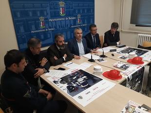Badajoz celebra la Semana de la prevención de incendios del 5 al 12 de noviembre