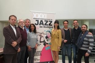 Del 14 al 17 de noviembre se celebra el Festival Internacional de Jazz de Badajoz