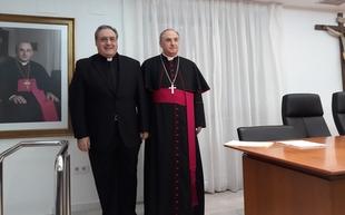 El sacerdote José María Gil Tamayo, nuevo obispo de Ávila