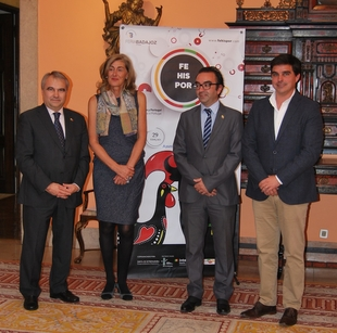 Fragoso presenta la vigésimo novena edición de Fehispor en Lisboa