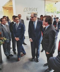 Caser Residencial inaugura un nuevo centro para personas mayores en Badajoz