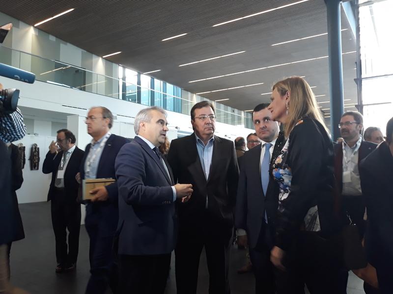 Badajoz acogió este miércoles el Foro de la Logística Corredor Atlántico