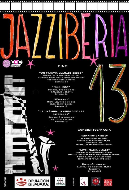 Jazziberia alcanza su decimotercera edición