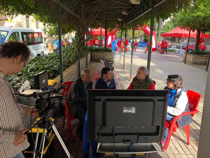 BadajozDirecto retransmitió la Media Maratón Badajoz-Elvas con una audiencia de 35.000 espectadores