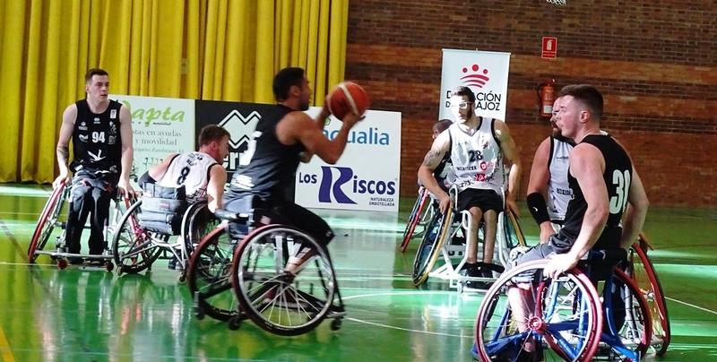 El Mideba Extremadura busca seguir con el ritmo ganador en Valladolid