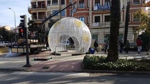 Badajoz se iluminará este viernes