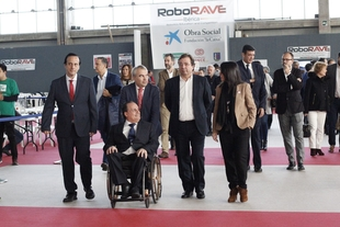 Diversión y aprendizaje se vuelven a reunir en la III edición de RoboRAVE Ibérica en IFEBA