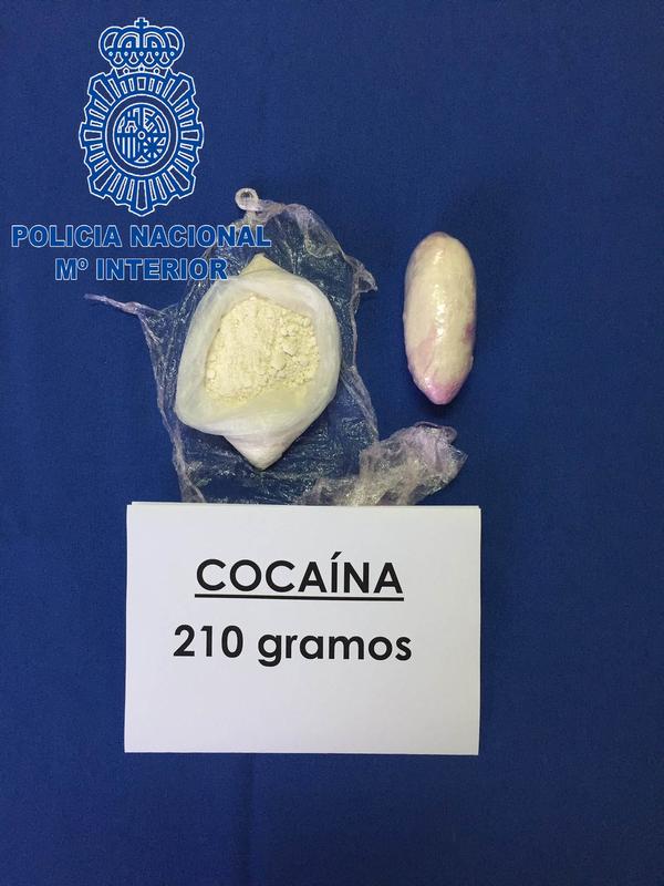 A prisión dos hombres de 33 y 53 años de edad por tráfico de drogas