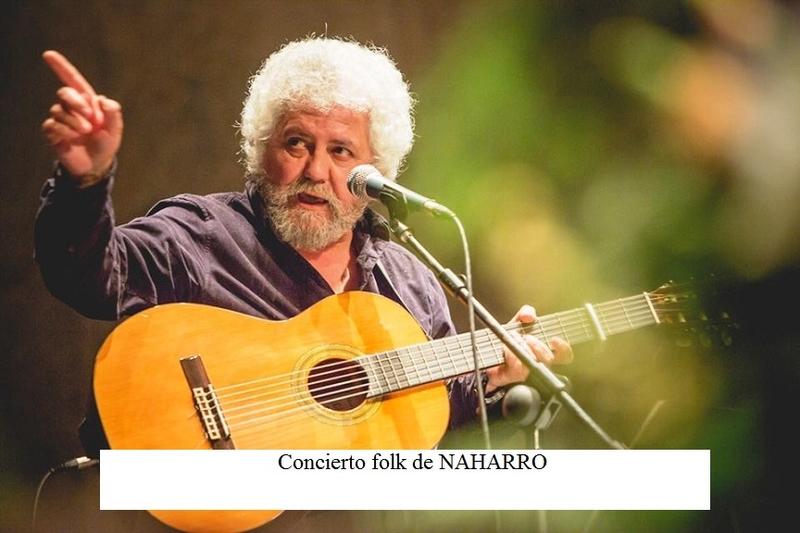 El cantautor extremeño Miguel Ángel Gómez Naharro ofrece un concierto acústico en Badajoz