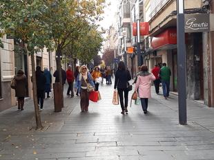 El comercio de Badajoz podrá abrir al público los días 1 y 15 de diciembre de 2019