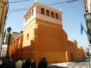 Visita guiada al Real Monasterio de Santa Ana