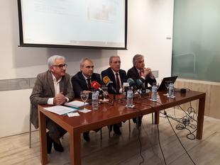 Presentado el concurso para el proyecto de la nueva sede de Fundación Caja Badajoz