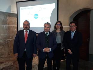 El proyecto Alba Smart sitúa a Badajoz como una de las mayores ciudades inteligentes