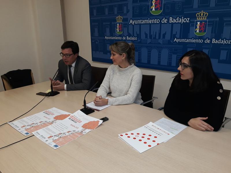 20 desempleados se beneficiarán de la nueva Lanzadera de Empleo de Badajoz