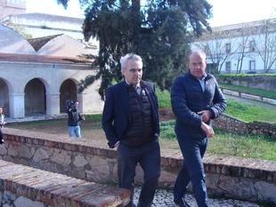 ''La junta no está cumpliendo con su inversión en la Alcazaba'', según el PP