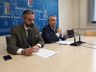 La Alcazaba se verá mejorada a finales de año gracias a cinco actuaciones financiadas por la Junta y el ayuntamiento