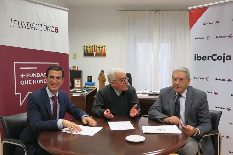 Fundación CB firma un convenio de colaboración con el Arzobispado Mérida-Badajoz